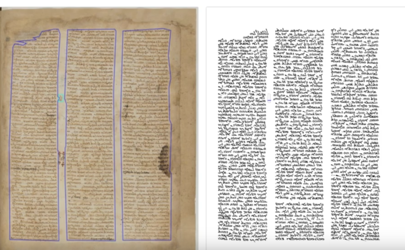 60 Minutes of DH: eScriptorium for Handwritten Text Recognition in Humanities Research